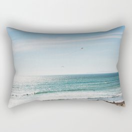 Malibu Dreaming, No. 2 Rectangular Pillow