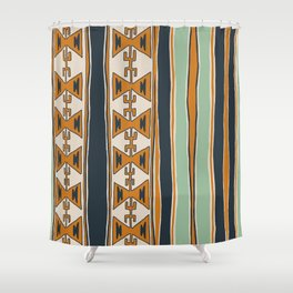 Cleveland 2 Shower Curtain