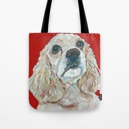 Lola the Cocker Spaniel Tote Bag
