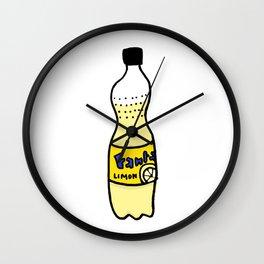 Fanta Limon Wall Clock