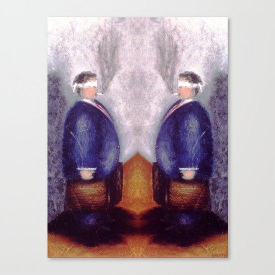 WHISTLEBLOWERS Canvas Print