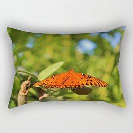 Superficial Stranger Rectangular Pillow
