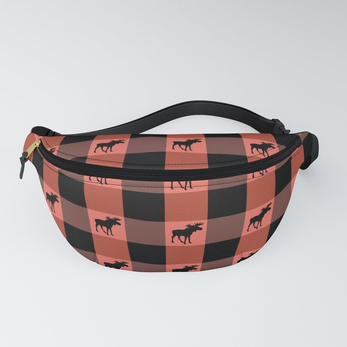 MOOSE CHECK Fanny Pack