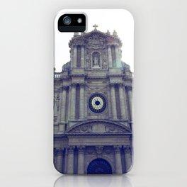 Eglise Saint Paul, Le Marais, Paris iPhone Case