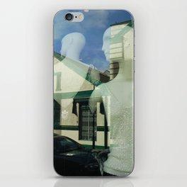Mannequin Window iPhone Skin