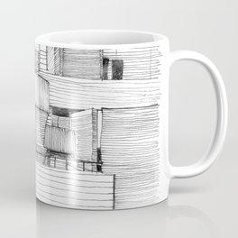 National Theatre London Coffee Mug