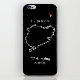 RennSport Shrine Series: Nürburgring Edition iPhone Skin