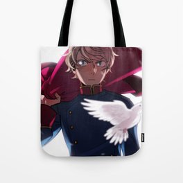 Count Troyard Tote Bag