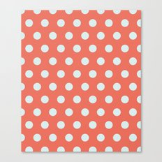 Dots collection IIII Canvas Print