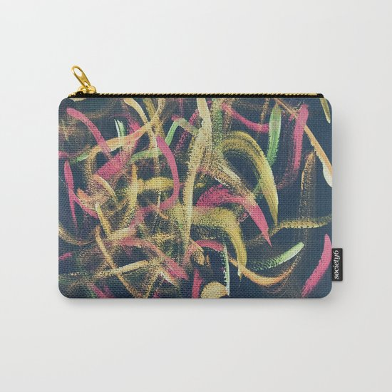 Abstract #1.2 - Koi Carry-All Pouch