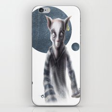 MarineCat iPhone & iPod Skin