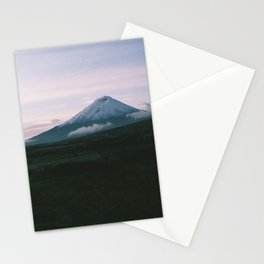 Volcán Cotopaxi Stationery Cards