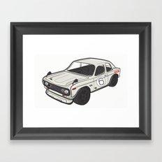 Datsun 501 Framed Art Print