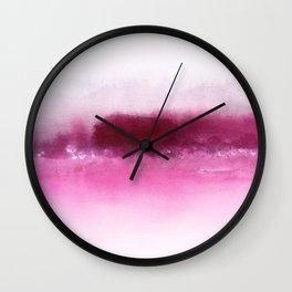Landscape 021 Wall Clock