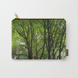 Mossy Trees 28 Carry-All Pouch