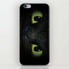 Toothless iPhone Skin