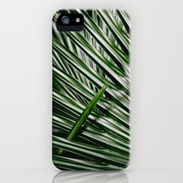 Intrusion - Details of the Amazon Rainforest iPhone Case