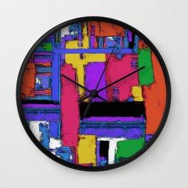 The big room Wall Clock