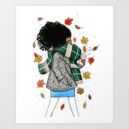 Fall Fave Art Print