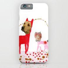 Cat and Dog  Slim Case iPhone 6s