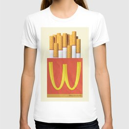 Unhappy Meal T-shirt