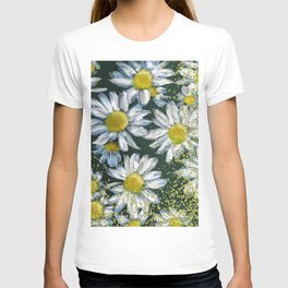 Just Crazy For Daisies T-shirt
