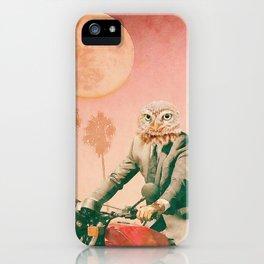 Hotline Miami Inspired Owl iPhone Case