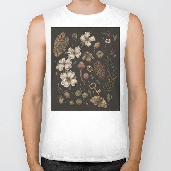 Nature Walks Biker Tank