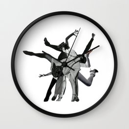 Bust a move Wall Clock