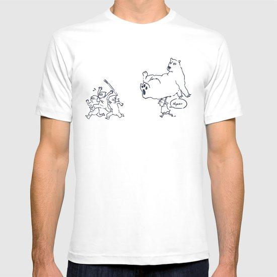 a dose of polar bear T-shirt