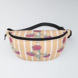 Charming Roses Fanny Pack