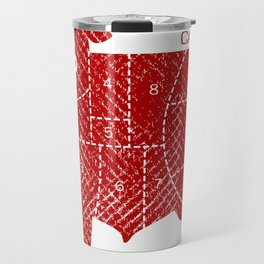 carne Travel Mug