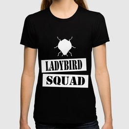 join the ladybird squad T-shirt