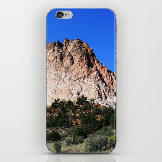 Garden of the Gods iPhone & iPod Skin