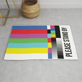Color Bars Rug