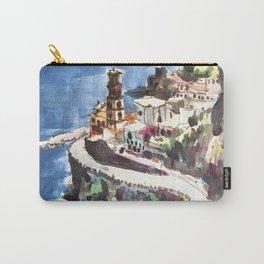 Amalfi Coast Positano Italy Carry-All Pouch