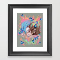 In Time Framed Art Print