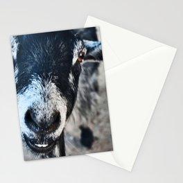 goaty greeting Stationery Cards
