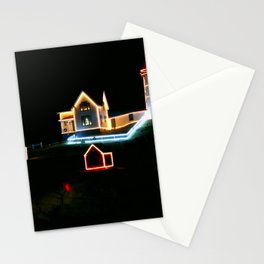 Nubble at Christmas Stationery Cards