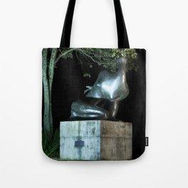 Brazilian Sculpture Museum Tote Bag