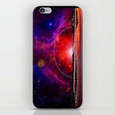 Bridge to the stars iPhone & iPod Skin