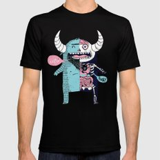 All Monsters are the Same X-LARGE Black Mens Fitted Tee