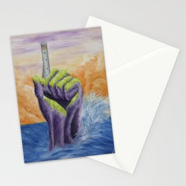 No. 5, Giant's Island Stationery Cards
