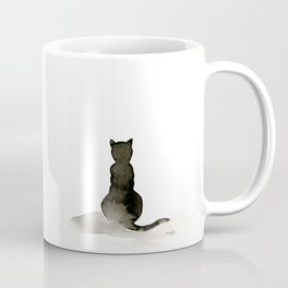 I Love Cats No. 2 by Kathy Morton Stanion Coffee Mug