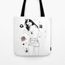 Everything is alright! Tote Bag