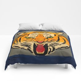 Fear The Tiger Comforters