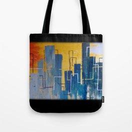 Urban Impressions Tote Bag