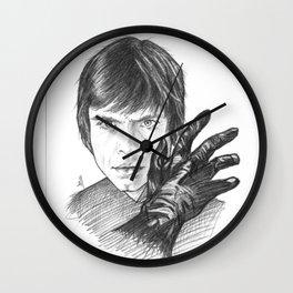 Star / Wars - Luke Skywalker Portrait Wall Clock