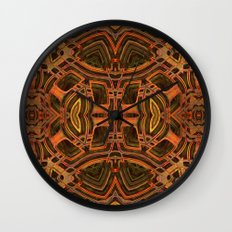 Another Day, Another Abstract Wall Clock
