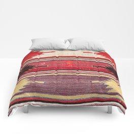 Nevsehir Cappadocian Central Anatolian Kilim Print Comforters
